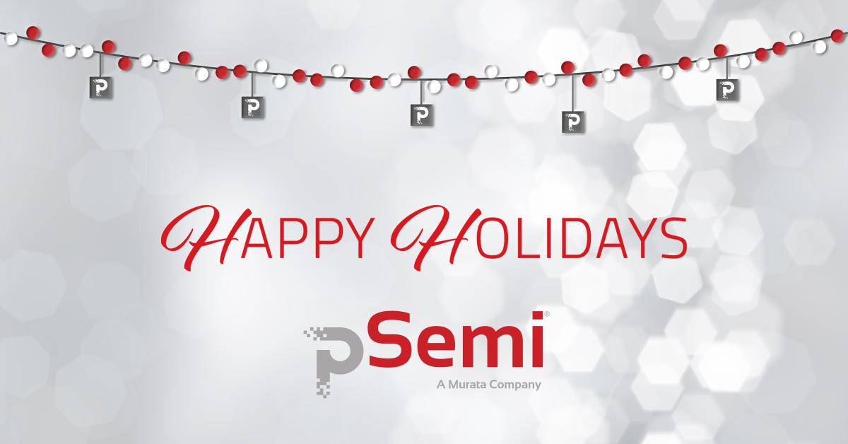 pSemi Holiday Happenings