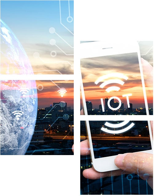 Connected Devices in a Smart Environment